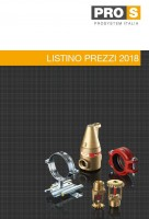 New pricelist 2018