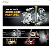 Nuovo sito web Prosystem Italia