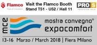 Prosystem with Flamco at Mostra Convegno 2018